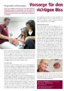 Versorge für den richtigen Biss - Zahnarztpraxis Düsseldorf